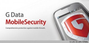Anti Virus G Data Mobile Security