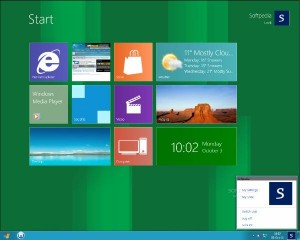 Tampilan Windows 8 Transformation pack