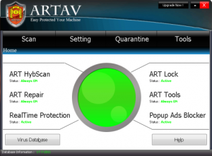 Artav Anti Virus Gratis 2012