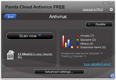 Software Anti Virus Panda
