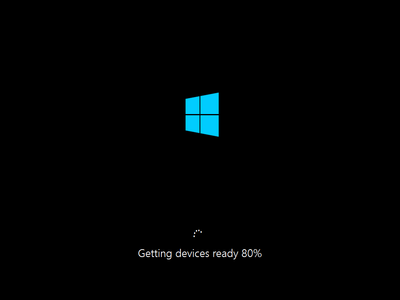 loading windows 8