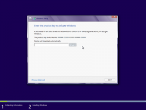 serial number windows 8