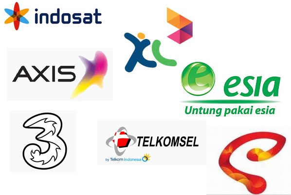 cara-cek-pulsa-Indosat-Telkomsel-XL-Simpati-Mentari-Axis-Smart-Fren-As-IM3-Tri-Flexi-Esia